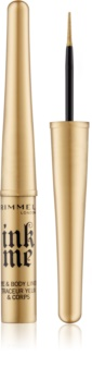 Rimmel Ink Me eyeliner liquide