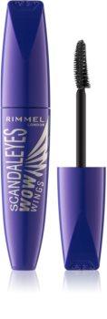 Rimmel ScandalEyes WOW Wings Volumen-Mascara für geschwungene Wimpern