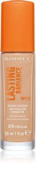 Rimmel Lasting Radiance élénkítő make-up SPF 25