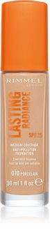 Rimmel Lasting Radiance rozjasňující make-up SPF 25