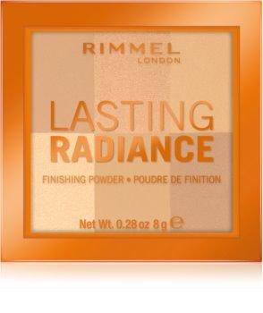 Rimmel Lasting Radiance rozjasňující pudr