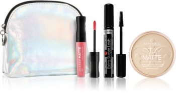 Rimmel The Essentials Cosmetic Set (For Women)