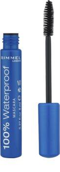 Rimmel 100 % Waterproof Wasserfester Mascara