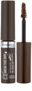 Rimmel Brow This Way гель для стайлінгу бровей