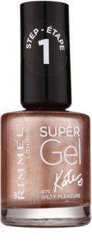 Rimmel Super Gel By Kate гел лак за нокти без използване на UV/LED лампа