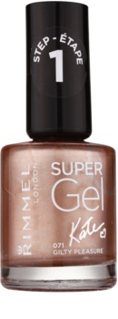 Rimmel Super Gel By Kate géles körömlakk UV/LED lámpa használata nélkül