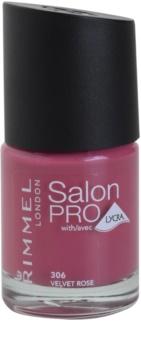 Rimmel Salon Pro esmalte de uñas con lycra