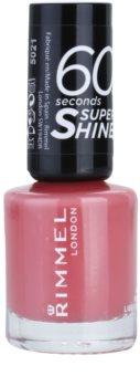 Rimmel 60 Seconds Super Shine vernis à ongles