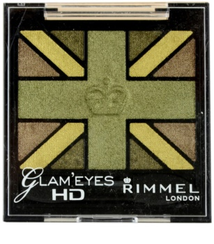 Rimmel Glam´ Eyes UnionJack očné tiene