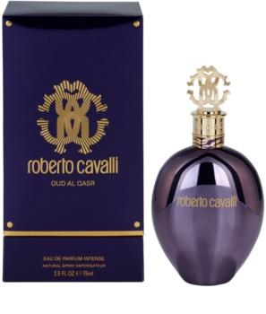 Roberto Cavalli Oud Al Qasr Eau de Parfum para mulheres 75 ml
