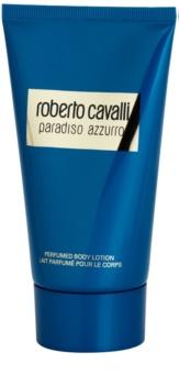 Roberto Cavalli Paradiso Azzurro leche corporal para mujer 150 ml