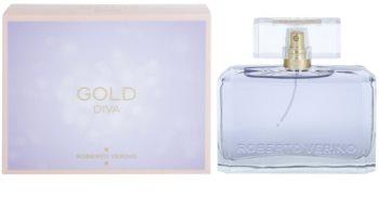 Roberto Verino Gold Diva eau de parfum para mulheres