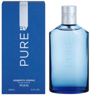 Roberto Verino Pure Man Eau de Toilette pentru bărbați