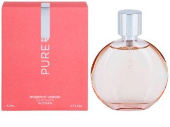 Roberto Verino Pure For Her eau de toilette hölgyeknek