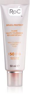 RoC Soleil Protect Schutz-Fluid für sehr empfindliche Haut SPF 50