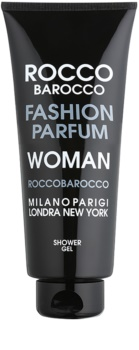 Roccobarocco Fashion Woman gel de ducha para mujer 400 ml