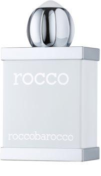 Roccobarocco Rocco White For Men eau de toilette para homens