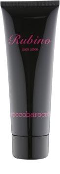 Roccobarocco Rubino leche corporal para mujer 250 ml