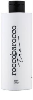 Roccobarocco Tre leite corporal para mulheres 400 ml