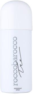 Roccobarocco Tre deodorant spray para mulheres