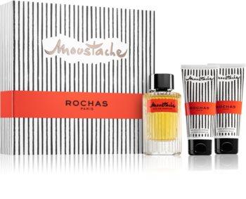 Rochas Moustache Gift Set I. for Men