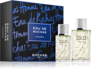 Rochas Eau de Rochas Homme подарунковий набір I. для чоловіків