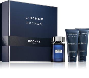 Rochas L'Homme Rochas set cadou I. pentru bărbați