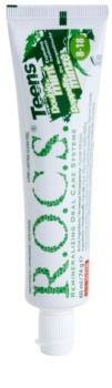 R.O.C.S. Teens Double Mint Exploding Freshness dentífrico