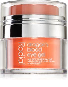 Rodial Dragon's Blood Eye Gel chłodzący żel pod oczy