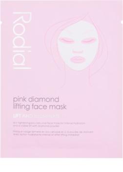 Rodial Pink Diamond maschera liftante