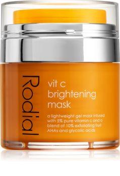 Rodial vit c maschera ringiovanente e illuminante con vitamina C