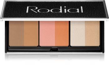Rodial I Woke Up Like This Palette Konturier-Palette für die Wangen