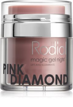 Rodial Pink Diamond gel facial de noche