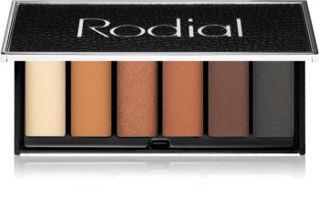 Rodial Caramel Smoke Palette palette de fards à paupières