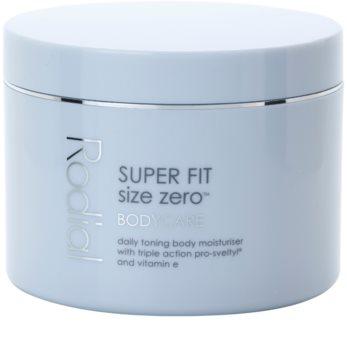 Rodial Super Fit Size Zero™ hydratisierende Körpercreme für die Festigung der  Haut