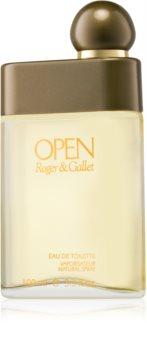 Roger & Gallet Open eau de toilette para homens