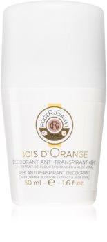 Roger & Gallet Bois d'Orange antiperspirant roll-on
