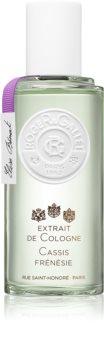 Roger & Gallet Extrait De Cologne Cassis Frénésie eau de cologne pour femme