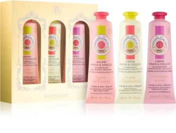 Roger & Gallet Hand Cream Trio kosmetická sada II. pro ženy