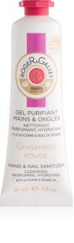 Roger & Gallet Gingembre čisticí gel na ruce
