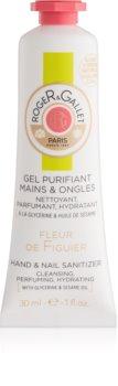 Roger & Gallet Fleur de Figuier čistiaci gél na ruky