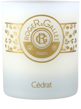 Roger & Gallet Bougie Parfumée scented candle