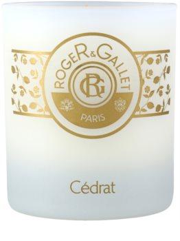 Roger & Gallet Bougie Parfumée vela perfumada