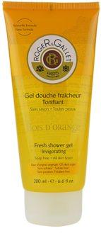 Roger & Gallet Bois d'Orange gel de duche refrescante