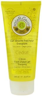 Roger & Gallet Cédrat osvěžující sprchový gel