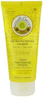 Roger & Gallet Cédrat освежаващ душ гел