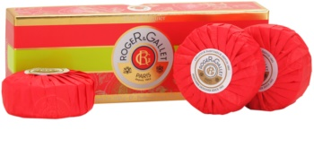 Roger & Gallet Fleur de Figuier lote cosmético I.