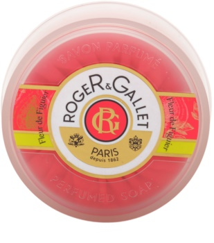 Roger & Gallet Fleur de Figuier sapone solido