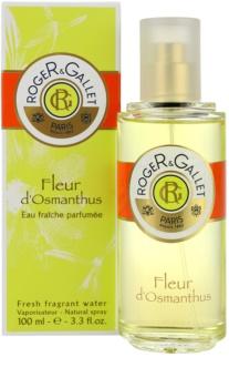 Roger & Gallet Fleur d'Osmanthus eau fraiche για γυναίκες