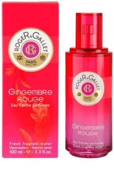 Roger & Gallet Gingembre Rouge orzeźwiająca woda dla kobiet